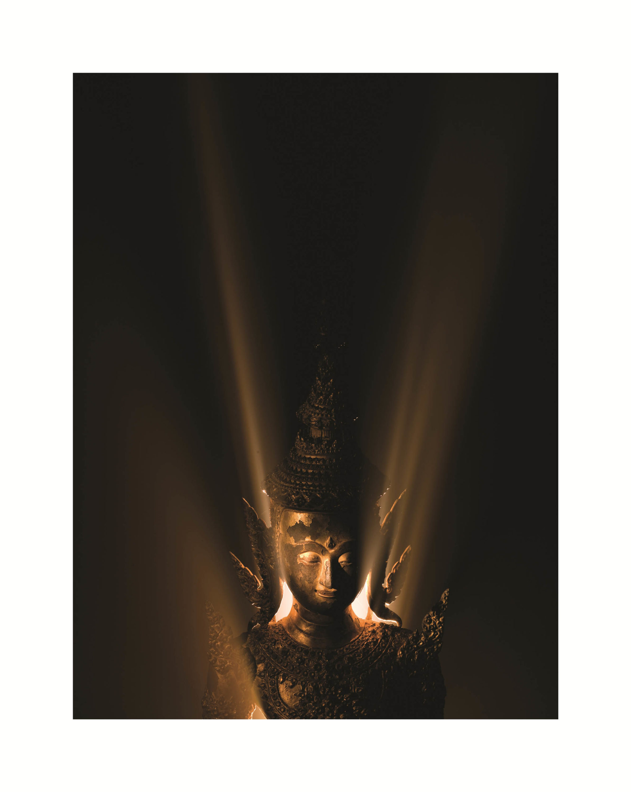 The radii of the Dhamma3